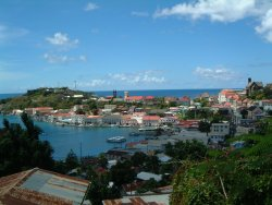 St. Georges, capital of Grenada