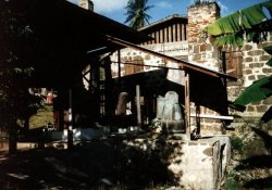 Rivers Distillery - one of the oldest in the Caribbean
